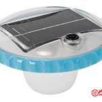چراغ خورشیدی استخر