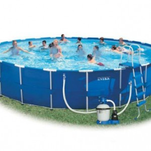Prefabricated swimming pools.54948
